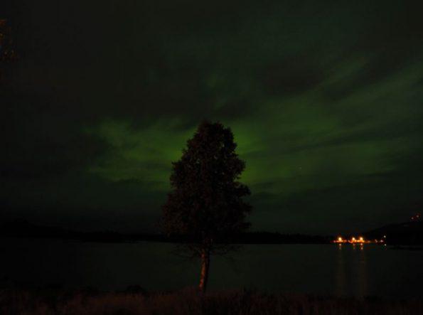 Zweeds Lapland Noorderlicht