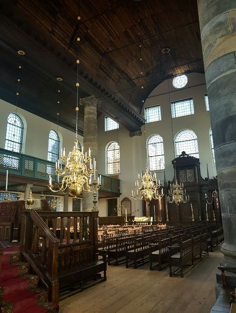 Portugese Synagoge Amsterdam