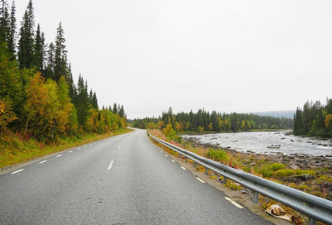 Ammarnäs Zweeds Lapland