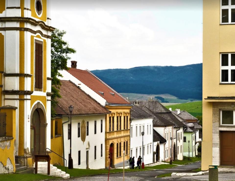 Slowakije authentiek