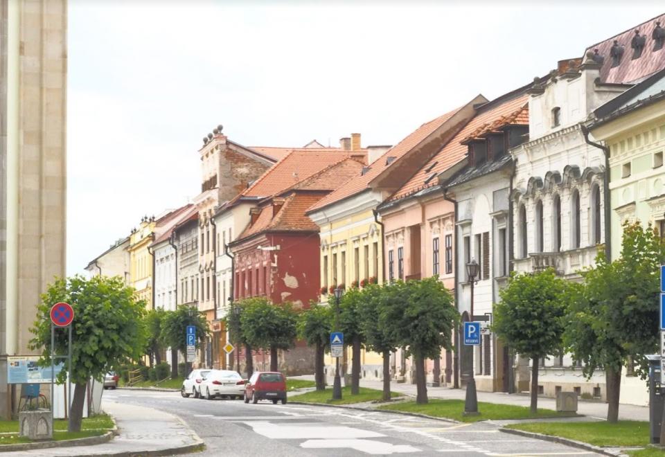 Levoca Slowakije