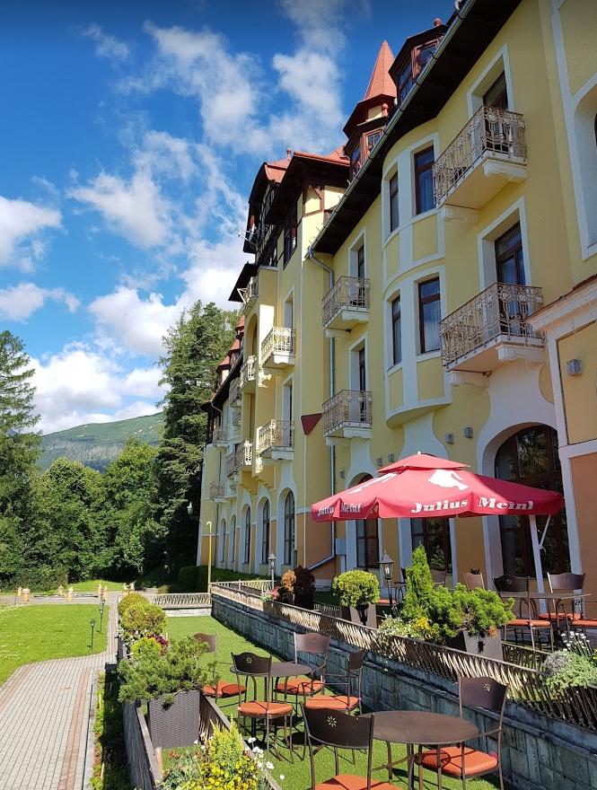 Grand Hotel Praha Slowakije