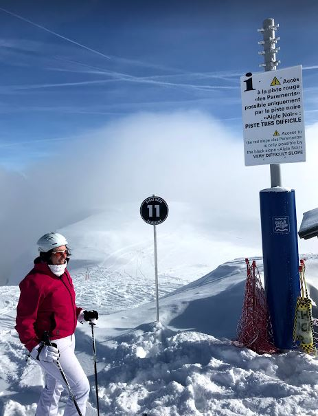 Winter Grand Massif