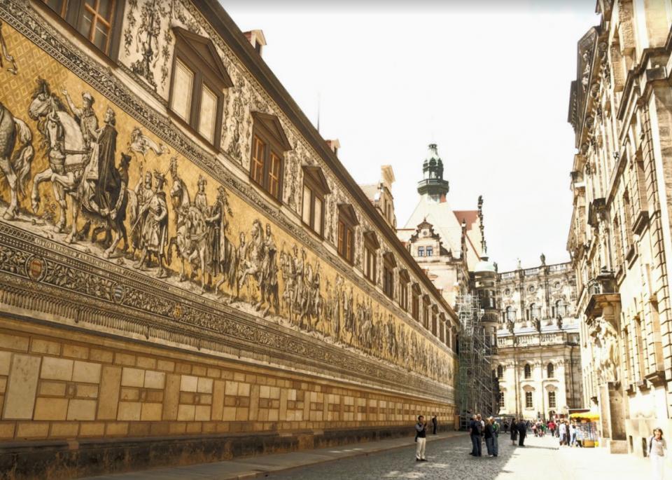 Furstenzug Dresden
