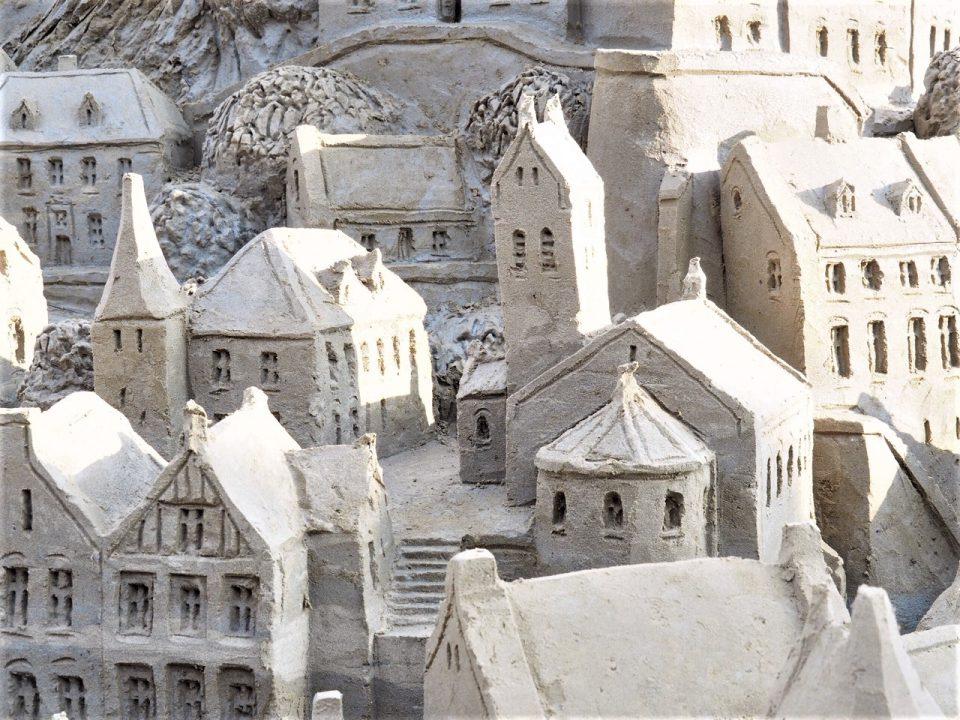 Zandsculpturenfestijn Garderen