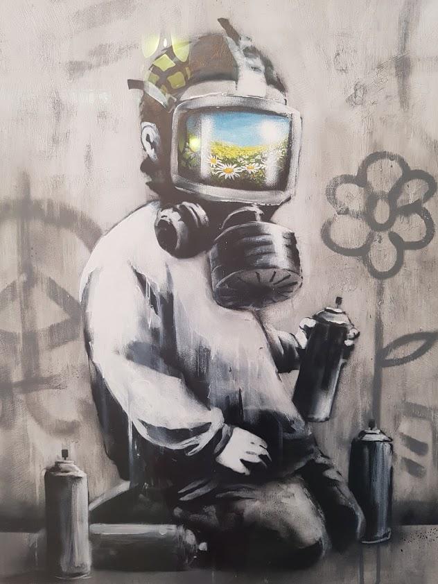 Banksy Het Moco Museum