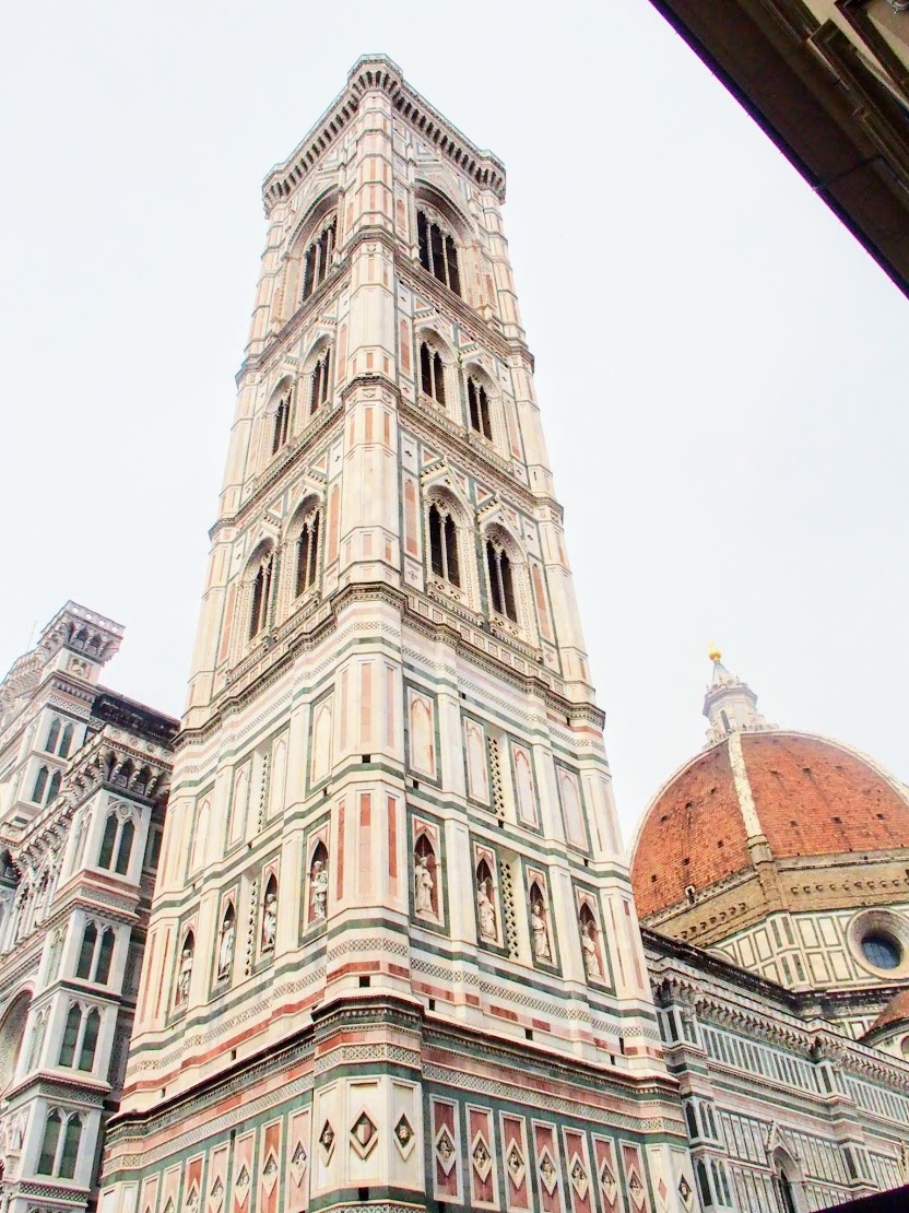 Campanile Dom Florence
