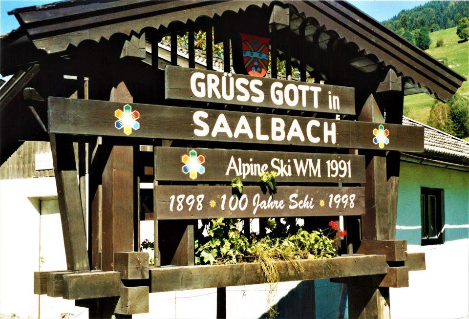 Saalbach Salzburgerland