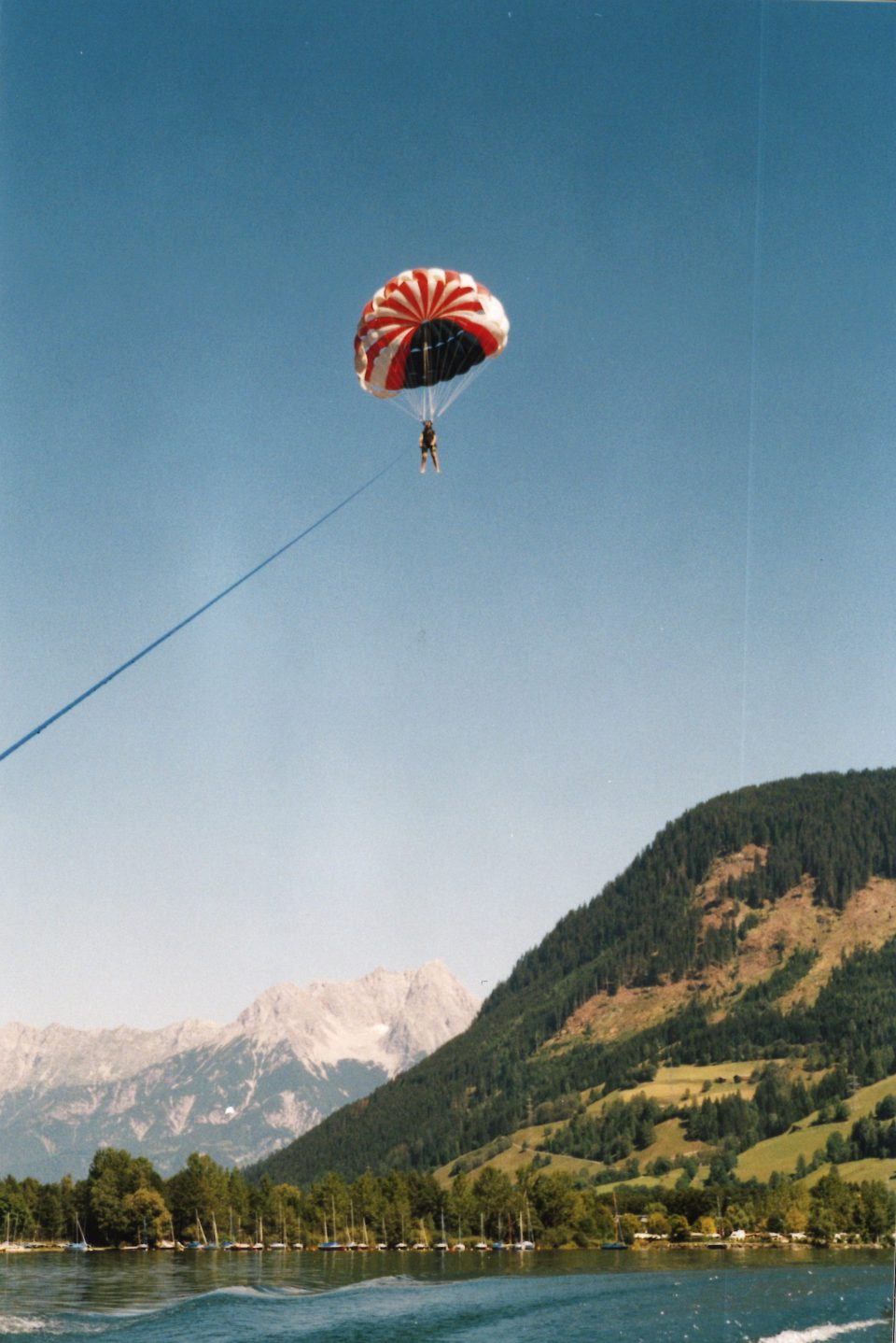 Salzburgerland Zellersee