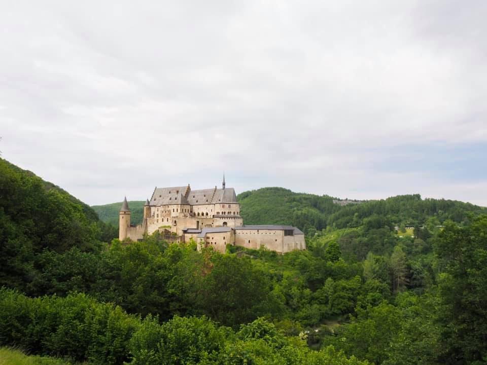 Vianden kasteel Clervaux