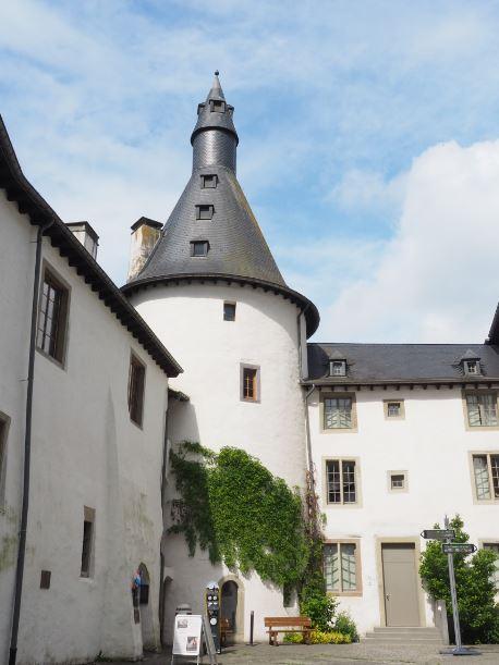 Clervaux kasteel