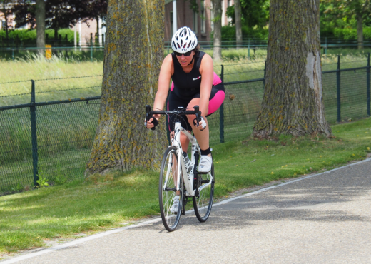 2019 trainen eerste triatlon