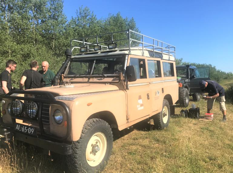 Lauwersoog jeepsafari