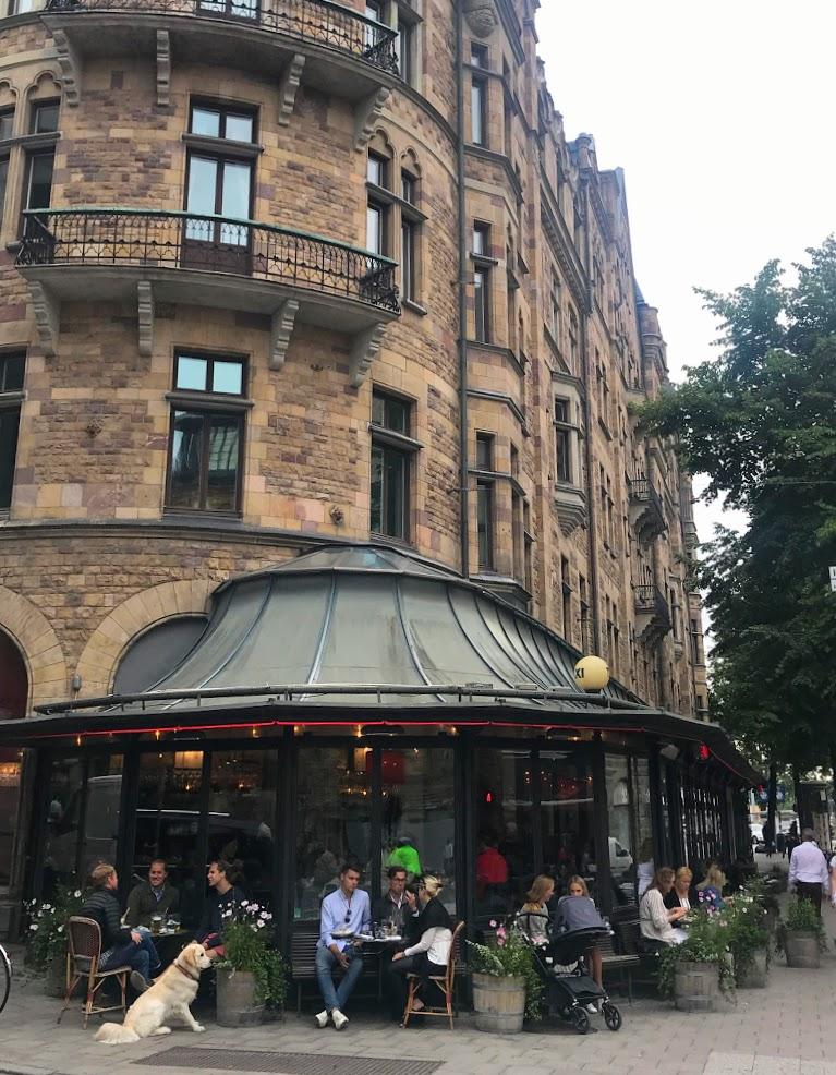 Stockholm hotspots
