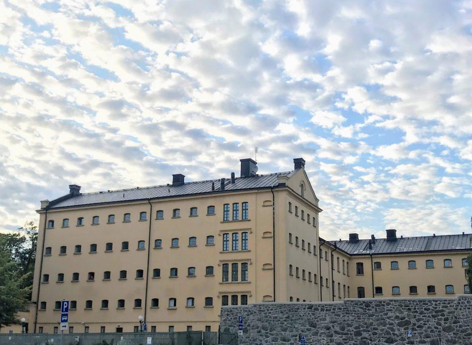 Langholmen Spinhus
