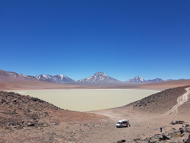 Altiplano Trek San Pedro de Atacama