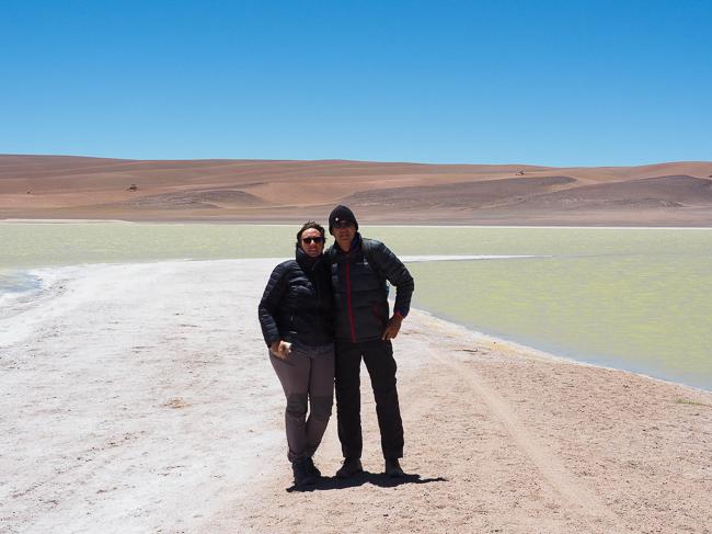 Hoogvlakte Altiplano Trek