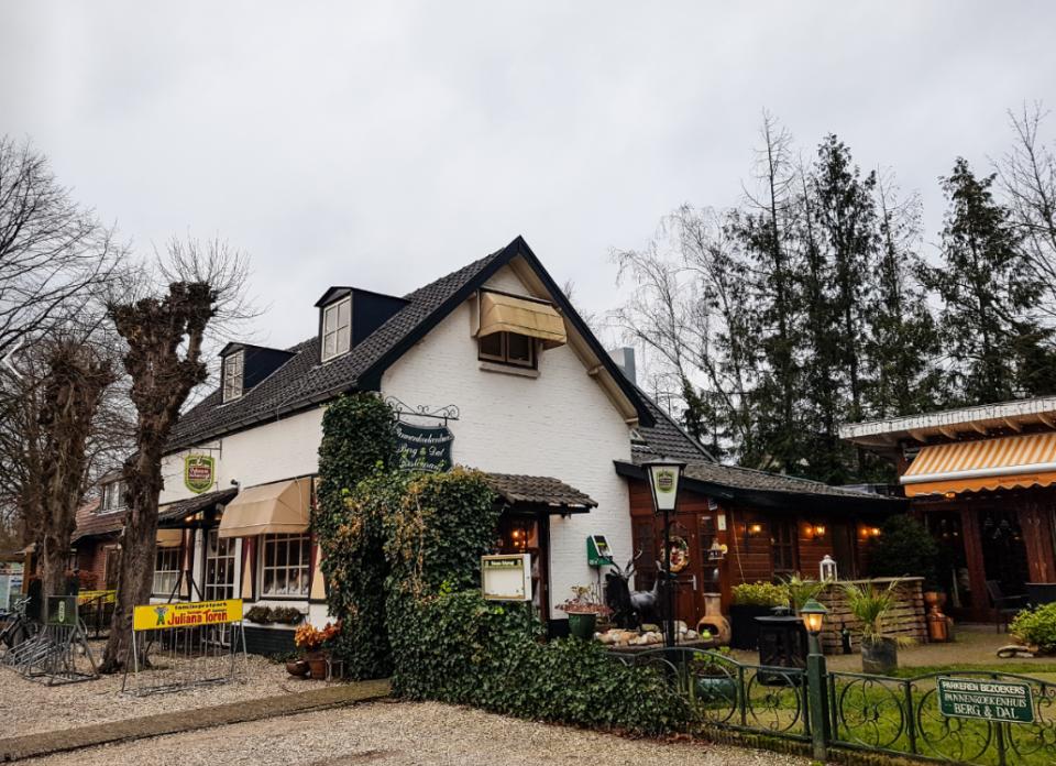 Restaurant Berg en Dal Hoog Soeren