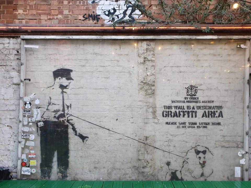 Banksy Shoreditch