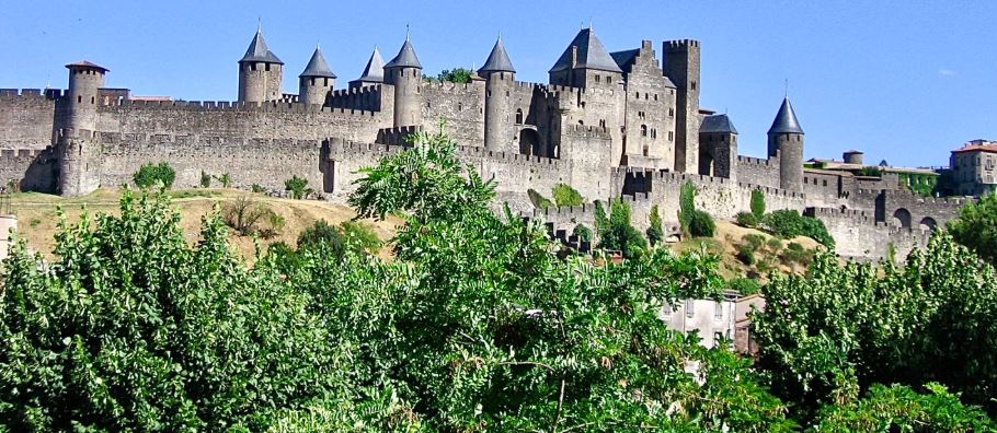 Carcassonne online games