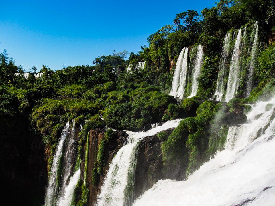 Iguazu Watervallen Reisblog