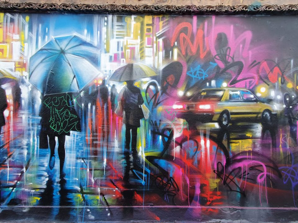 Street art Brick Lane Shoreditch