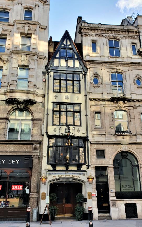 Ye Olde Clock Tavern Hotspots in Londen