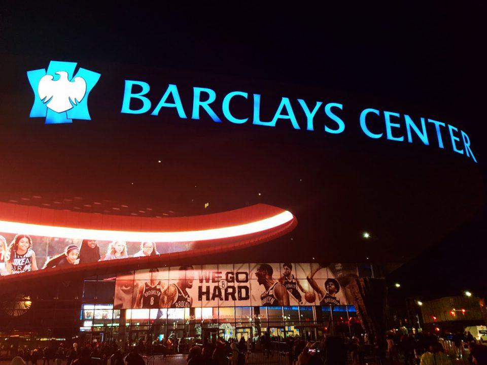 Barclays Brooklyn Nets