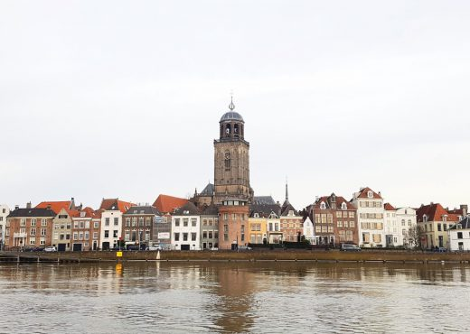 Skyline Deventer winter
