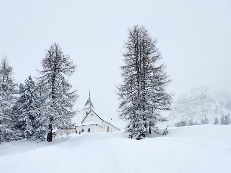 Santa Croce skitour
