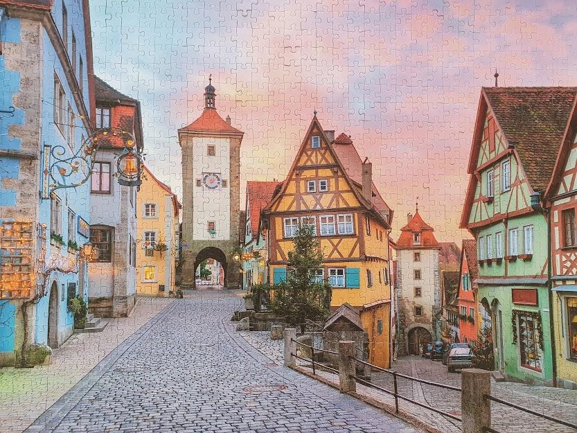 Virtueel Reizen Rothenburg