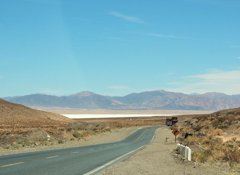 Ruta 52 Salinas Grandes