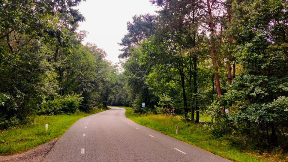 Fietsroute Veluwe Apeldoorn
